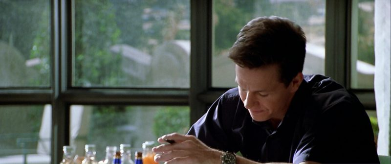 Hamilton Khaki Field Watch Worn by Mark Wahlberg in The Italian Job (2003) Movie Product Placement