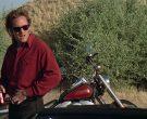 Harley-Davidson Motorcycle Used by Michael Madsen in The Getaway (2)