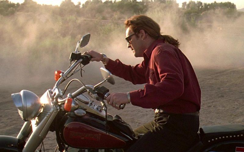 Harley-Davidson Motorcycle Used by Michael Madsen in The Getaway (3)