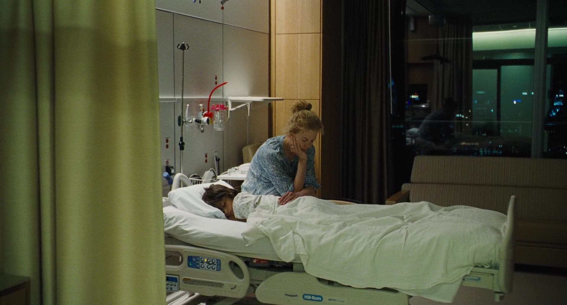 hill rom hospital bed used by sunny suljic in the killing of a