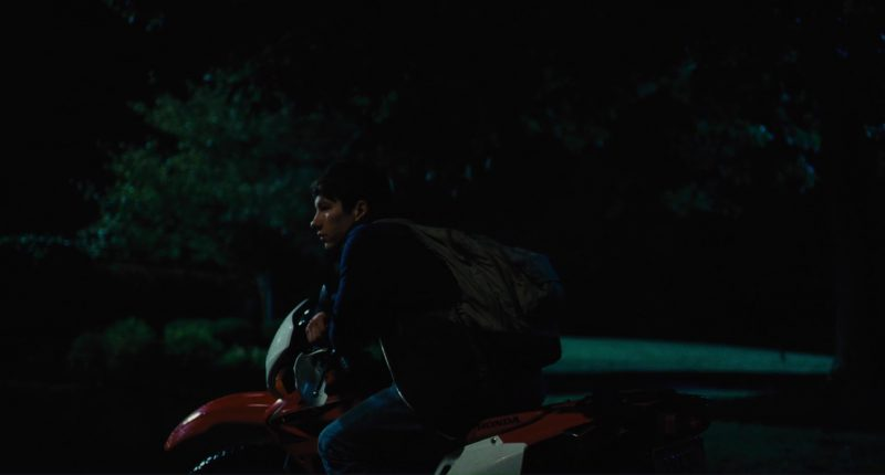 Honda Motorcycle Used by Barry Keoghan in The Killing of a Sacred Deer (2017) - Movie Product Placement