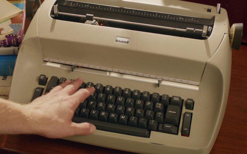 IBM Selectric Typewriter in Home Again