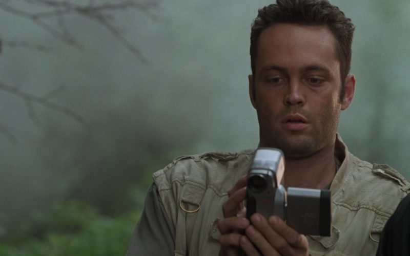 JVC Video Camera Used by Vince Vaughn in The Lost World Jurassic Park (1)