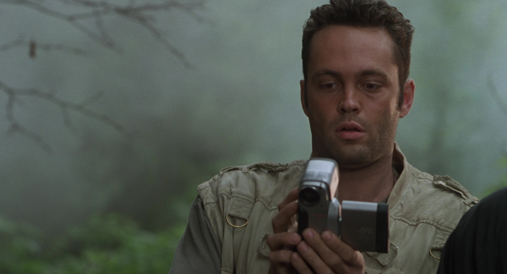 JVC Video Camera Used by Vince Vaughn in The Lost World