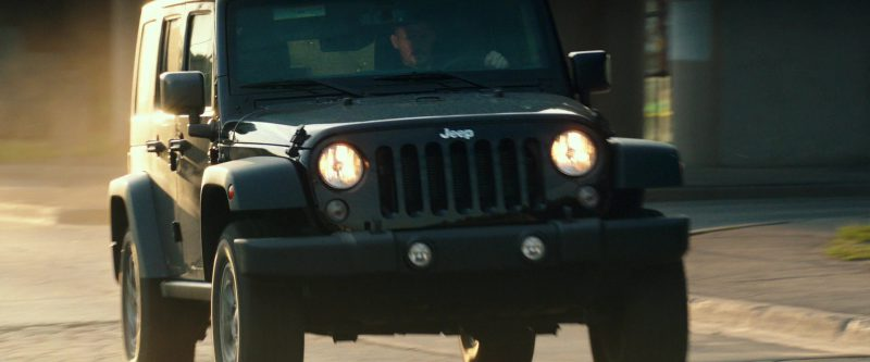Jeep Wrangler Unlimited Car (SUV) in xXx: Return of Xander Cage (2017) Movie Product Placement