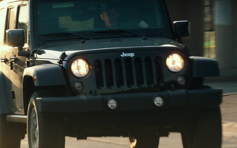 Jeep Wrangler Unlimited Car (SUV) in xXx Return of Xander Cage