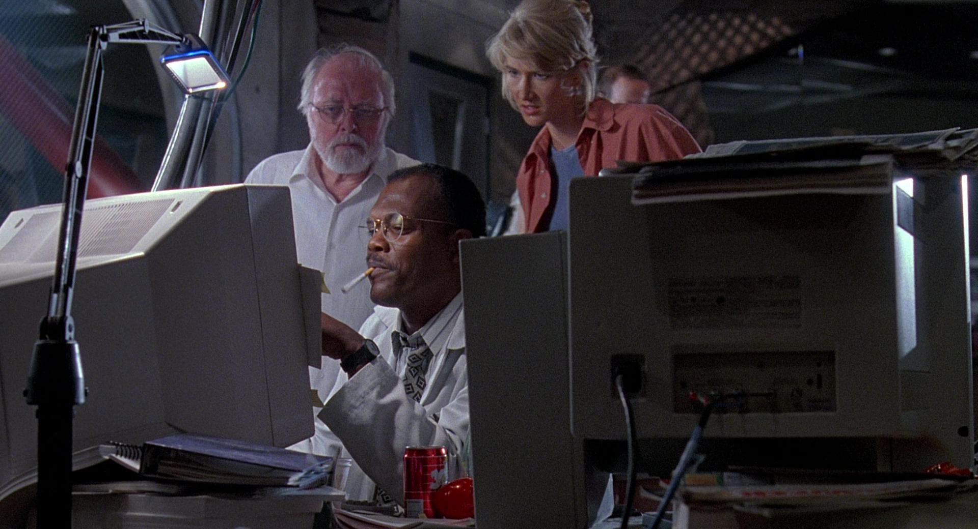 Jolt Cola In Jurassic Park 1993 Movie