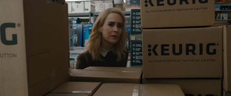 Keurig and Cuisinart in Ocean's 8 (2018) - Movie Product Placement