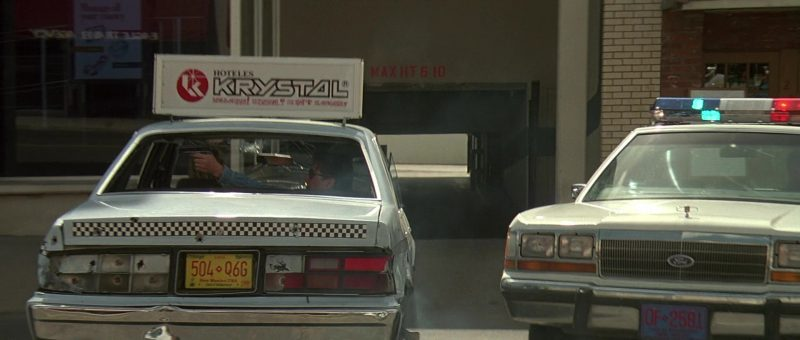 Krystal Hoteles (Hotels) in The Getaway (1994) - Movie Product Placement