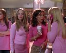 Lacoste Pink Polo Shirt Worn by Lindsay Lohan in Mean Girls (3)