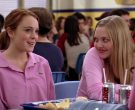 Lacoste Pink Polo Shirt and Diet Coke in Mean Girls (2)