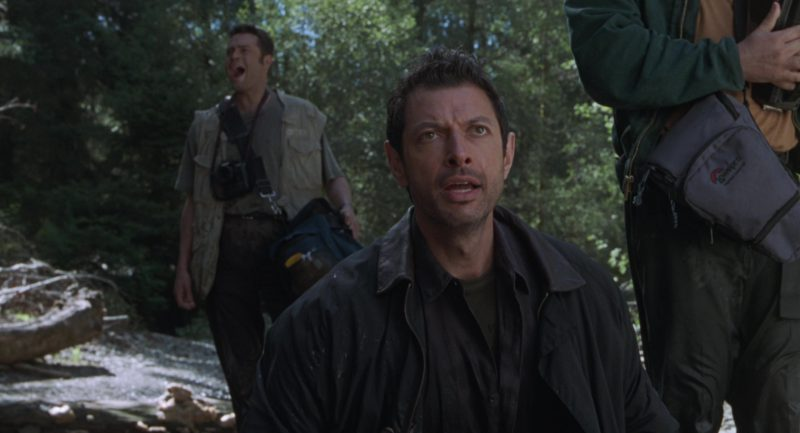 Lowepro Bag Used By Richard Schiff in The Lost World: Jurassic Park (1997) Movie Product Placement