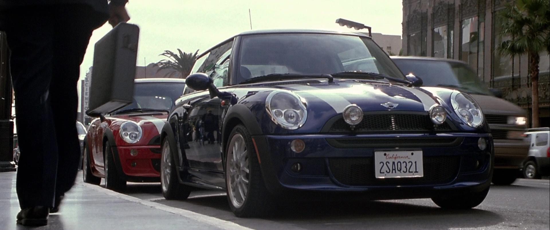 Cars In Italian Job Movie Mythbusters Comic Con 2011 Trailer