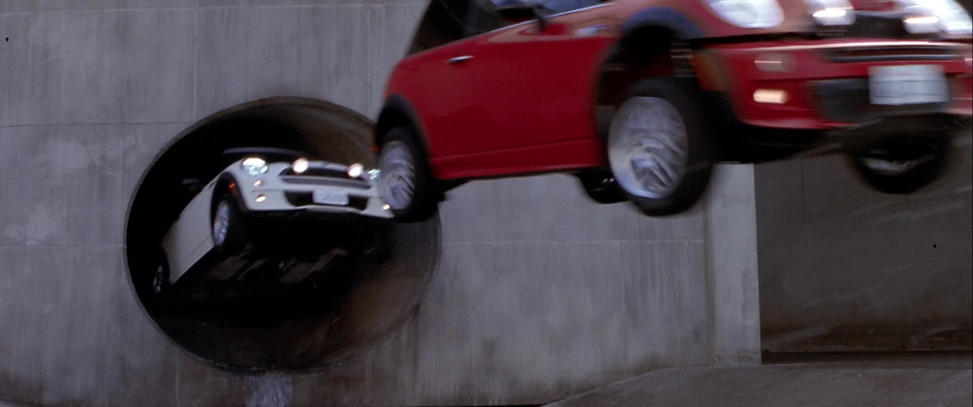 Mini Cooper S Cars In The Italian Job 2003 Movie