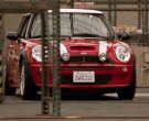 MINI Cooper S Red Car Used by Charlize Theron in The Italian Job (12)