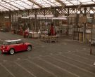 MINI Cooper S Red Car Used by Charlize Theron in The Italian Job (4)