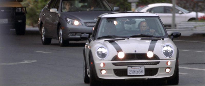 New Mini Cooper >> MINI Cooper S White Car Used by Jason Statham in The