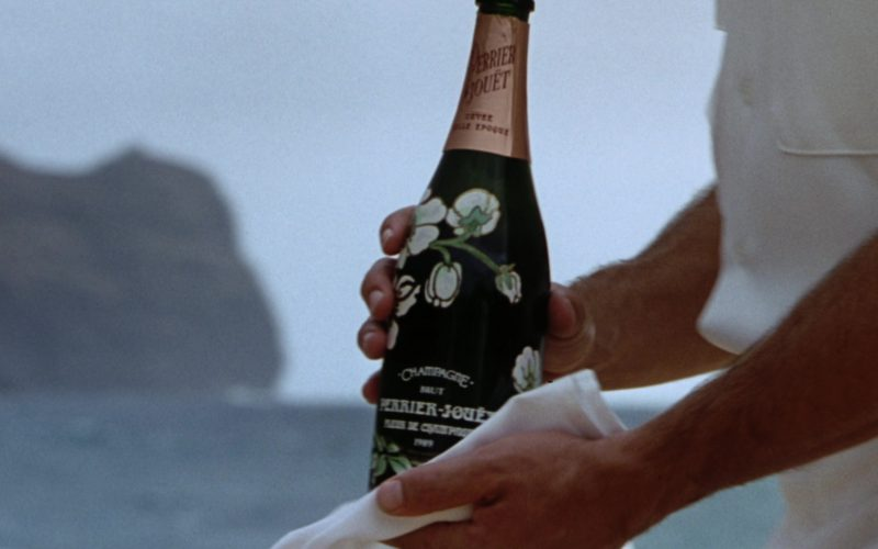 Maison Perrier-Jouët Champagne in The Lost World Jurassic Park (1)