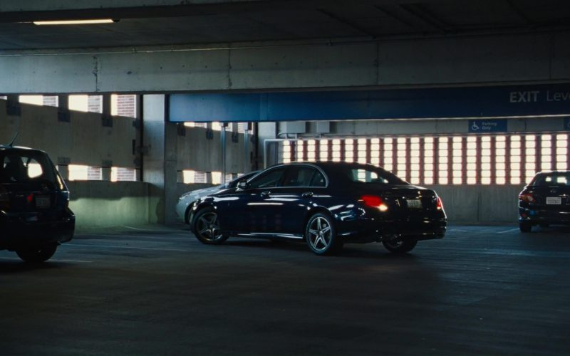 Mercedes-Benz E-Class Car Used by Colin Farrell in The Killing of a Sacred Deer (1)