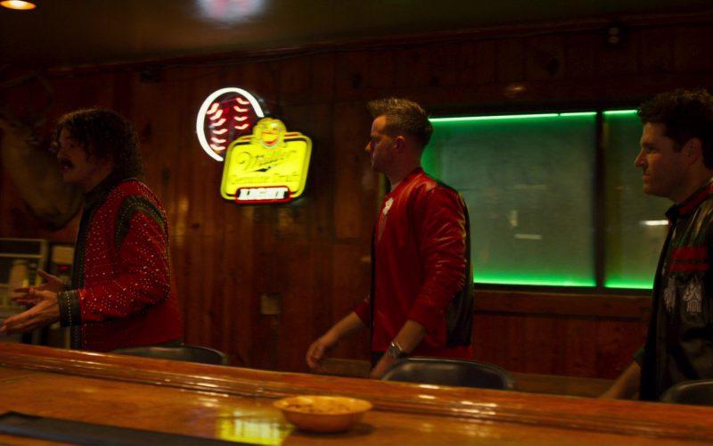 Miller Lite Sign (Bar) in Logan Lucky (2)
