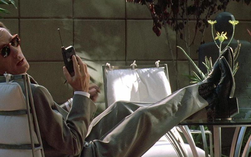 Motorola Mobile Phone Used by James Woods in The Getaway (1)