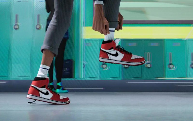 Nike Air Jordan Sneakers Worn by Miles Morales in Spider-Man Into the Spider-Verse (6)