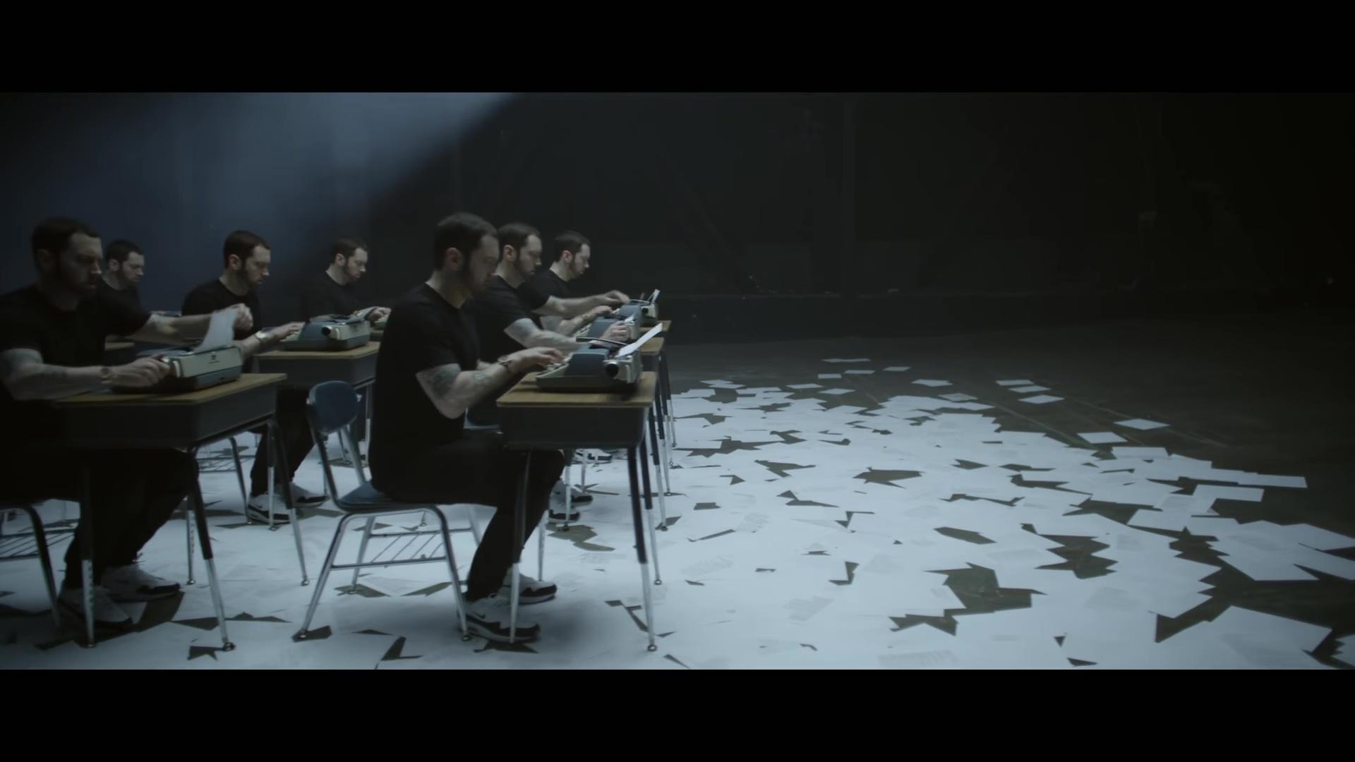 best service 23923 441b6 Nike Air Max 1 Premium SC Men s Shoes Worn by Eminem in Walk On Water (