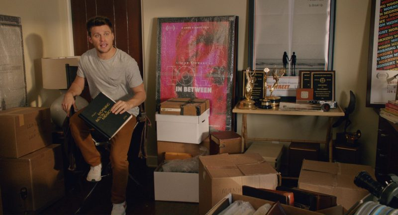 Nike Shoes Worn by Jon Rudnitsky in Home Again (2017) - Movie Product Placement