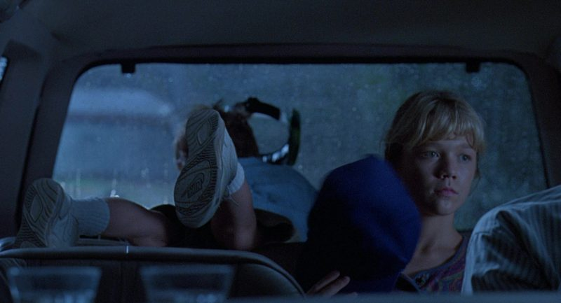 Nike Shoes Worn by Joseph Mazzello in Jurassic Park (1993) - Movie Product Placement