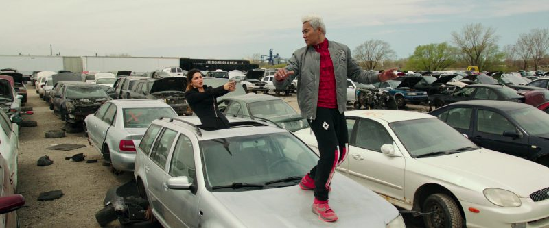 Nike Sneakers (Pink) Worn by Tony Jaa in xXx: Return of Xander Cage (2017) Movie Product Placement