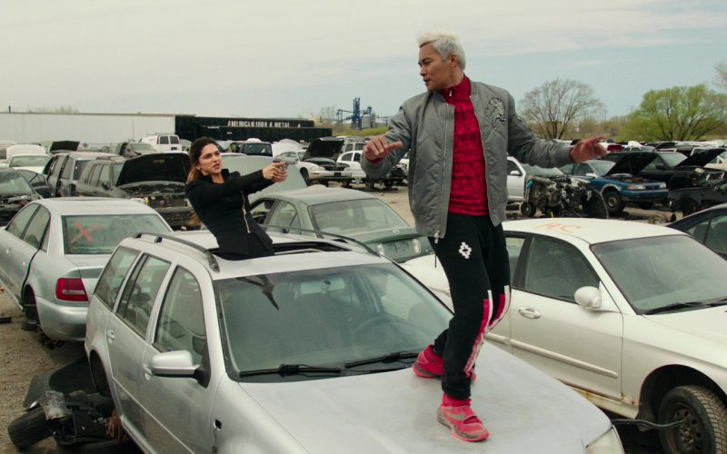 Nike Sneakers (Pink) Worn by Tony Jaa in xXx Return of Xander Cage (1)