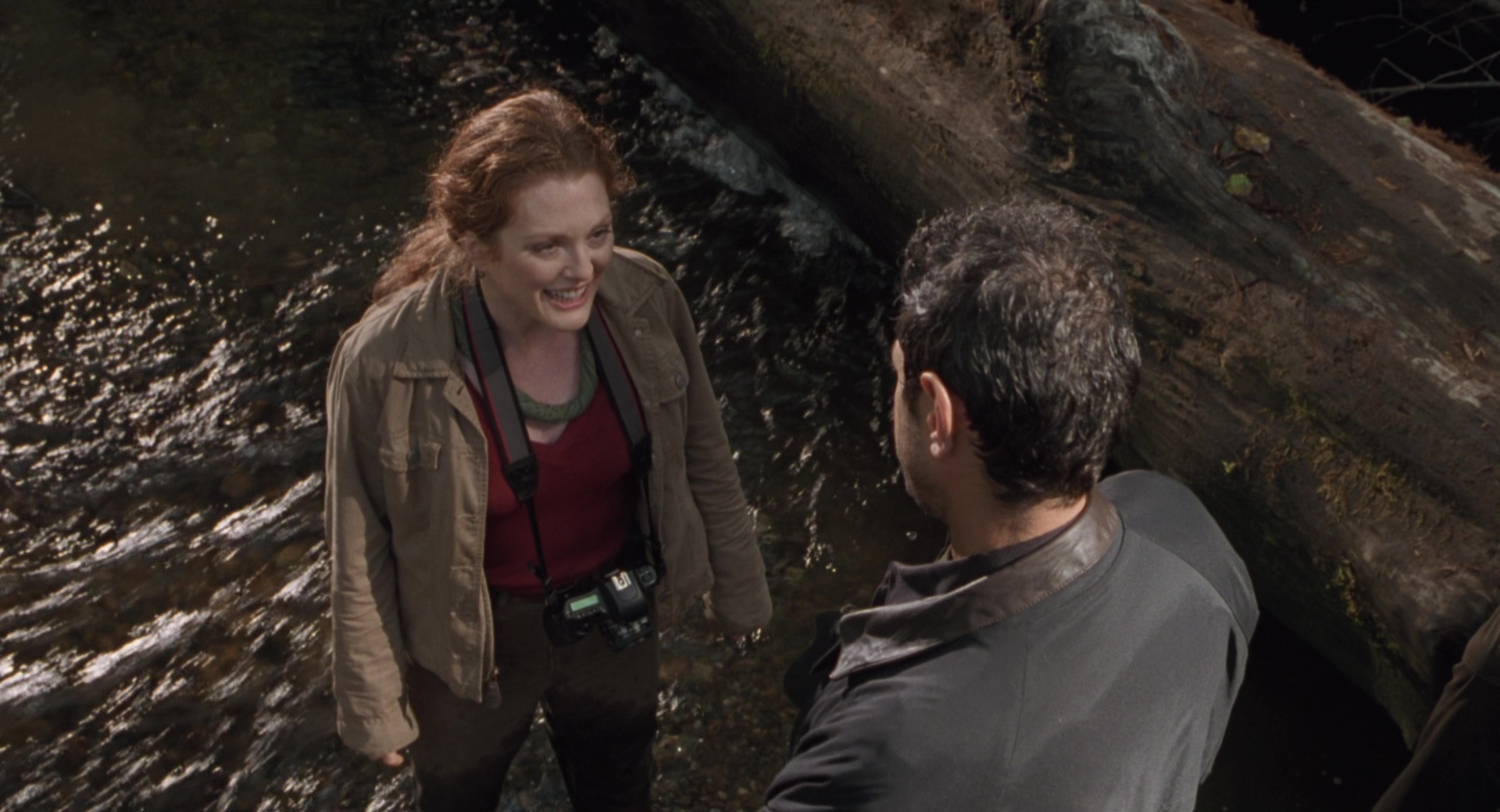 Nikon Photo Cameras Used by Julianne Moore in The Lost World