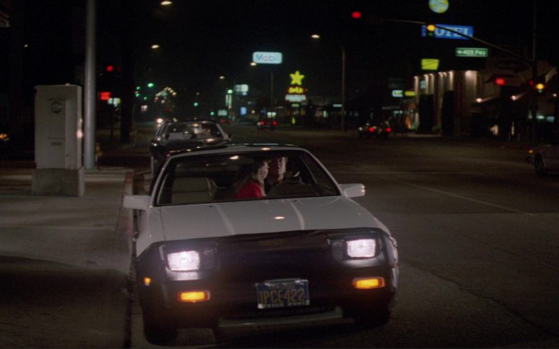 Nissan 300ZX 2+2 [Z31] White Car Used by Bruce Willis in Blind Date (14)
