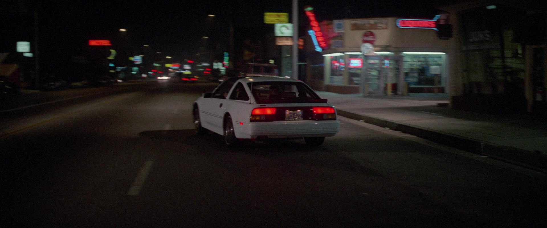 Nissan 300ZX 2+2 [Z31] White Car Used by Bruce Willis in ...