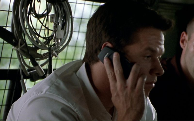 Nokia Phone Used by Mark Wahlberg in The Italian Job (1)