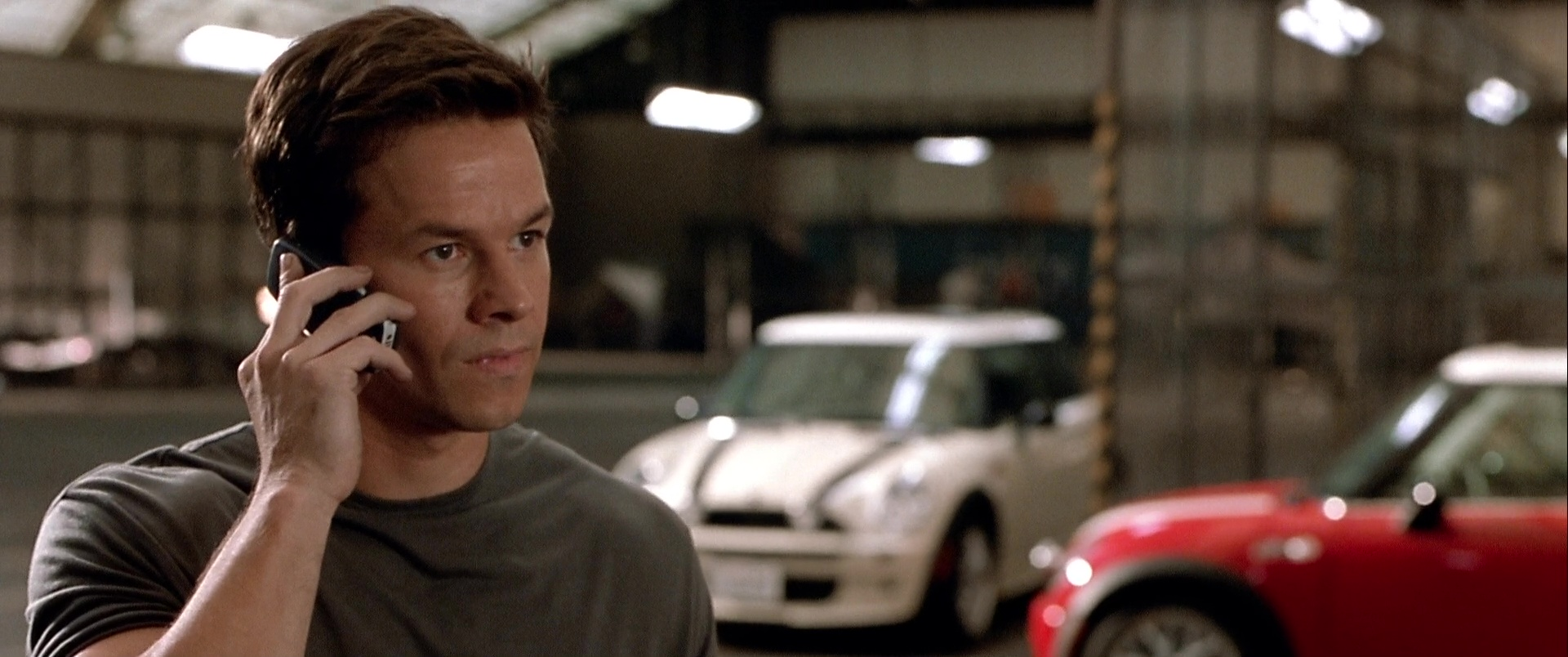 Video And Tv Cast For Samsung >> Nokia Phone Used by Mark Wahlberg in The Italian Job (2003 ...