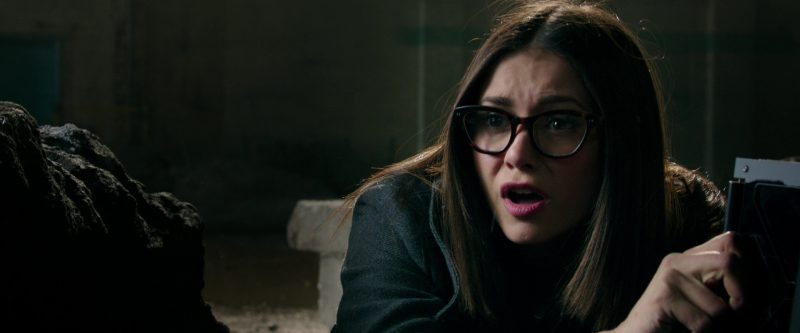 Old Focals Leading Lady Glasses Worn by Nina Dobrev in xXx: Return of Xander Cage (2017) Movie Product Placement