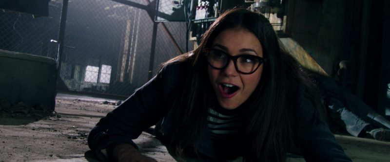Old Focals Leading Lady Glasses Worn by Nina Dobrev in xXx: Return of Xander Cage (2017) - Movie Product Placement