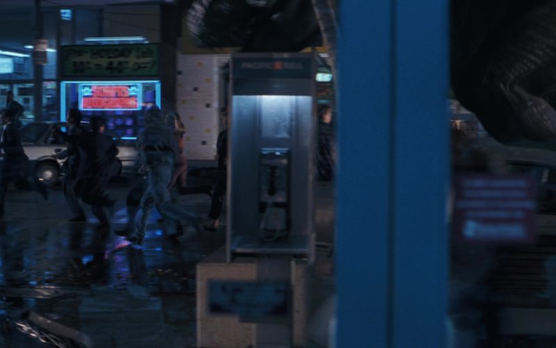 Pacific Bell Payphone in The Lost World Jurassic Park (1)
