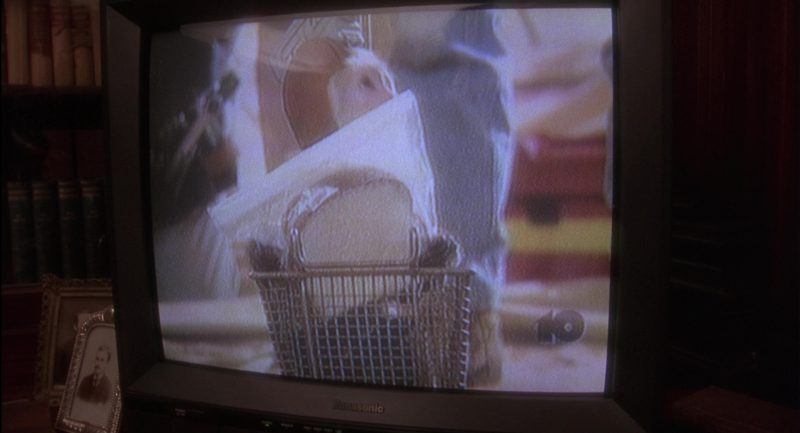 Panasonic TV in Twelve Monkeys (1995) - Movie Product Placement
