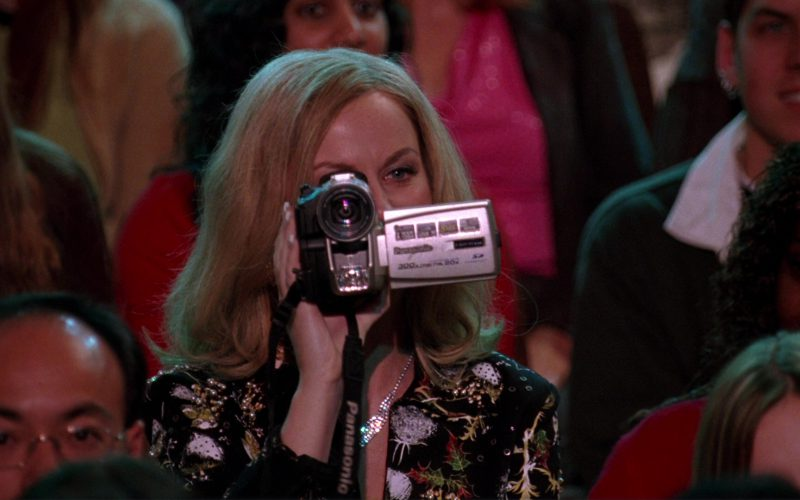 Panasonic Video Camera Used by Amy Poehler in Mean Girls (1)