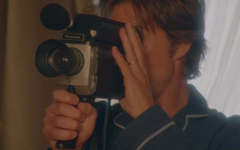 Panasonic Video Camera Used by Tom Cruise in American Made (1)