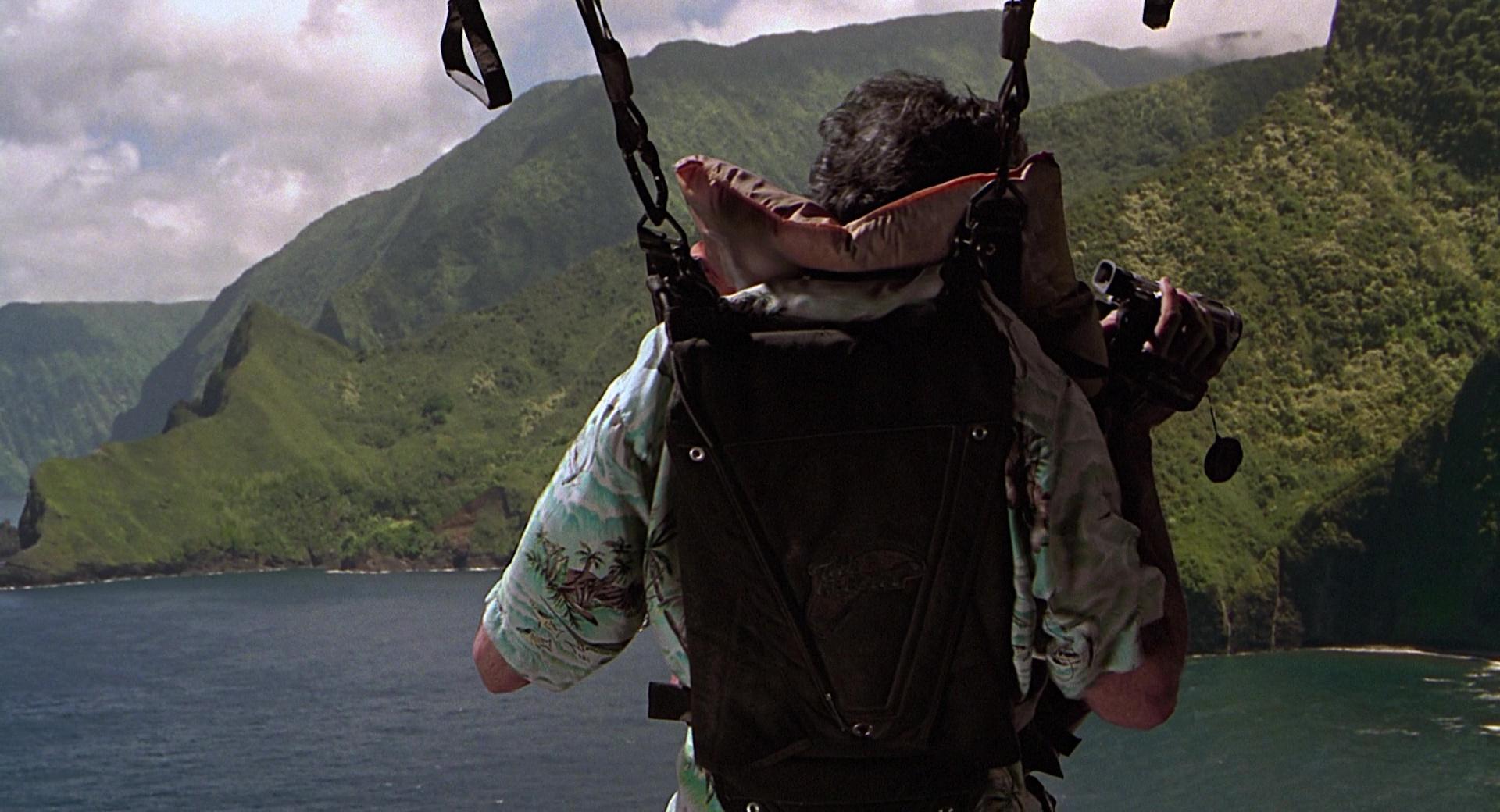 Panasonic Video Camera In Jurassic Park 3 2001 Movie