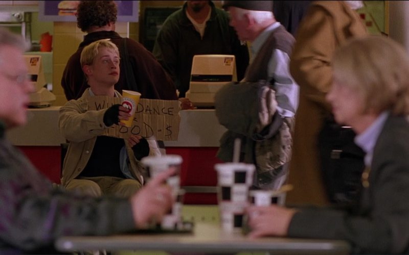 Panda Express Paper Cup Used by Macaulay Culkin in Saved (1)