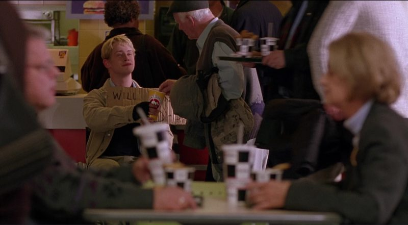 Panda Express Paper Cup Used by Macaulay Culkin in Saved! (2004) Movie Product Placement