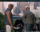 Peg Perego Baby Car Seat in The Fate of the Furious (8)
