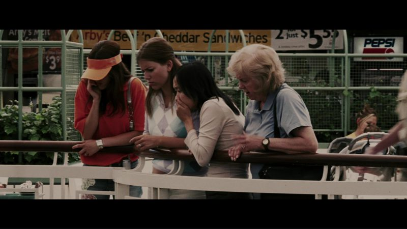 Pepsi in The Sentinel (2006) - Movie Product Placement