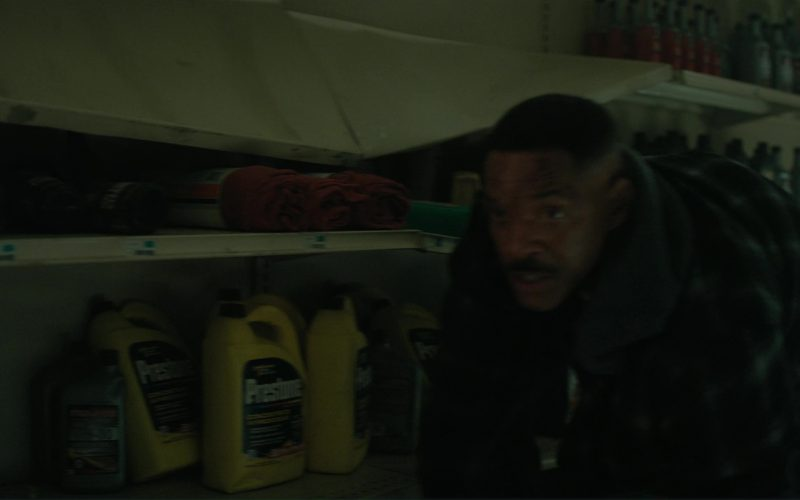 Prestone and Will Smith in Bright (3)