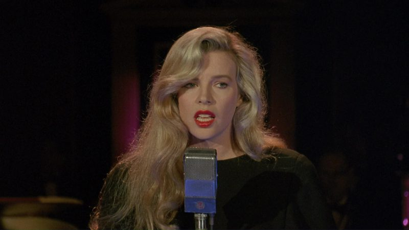 RCA Vintage Microphone Used by Kim Basinger in The Marrying Man (1991) - Movie Product Placement