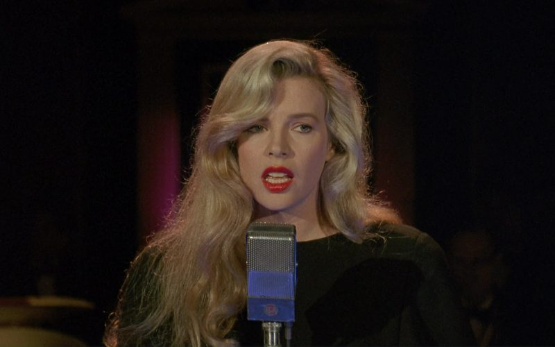 RCA Vintage Microphone Used by Kim Basinger in The Marrying Man